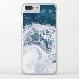 Italian Coast Clear iPhone Case