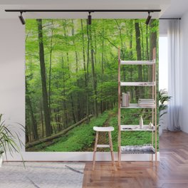 Forest 6 Wall Mural