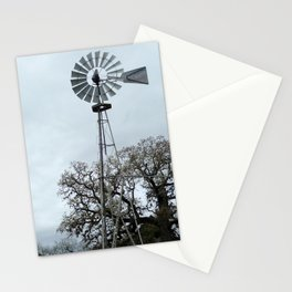 Texas Windmill Stationery Cards
