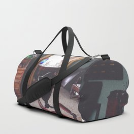 The Doctor Will See You Now Duffle Bag