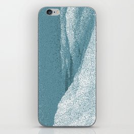 ICEland in my mind iPhone Skin