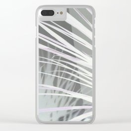 Dragon Tree Clear iPhone Case