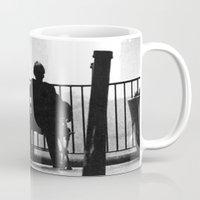 manhattan Mugs featuring MANHATTAN by VAGABOND