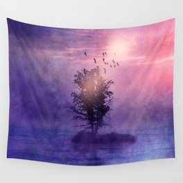 natural feelings (colour option) Wall Tapestry