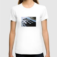 typewriter T-shirts featuring Typewriter by double U double O