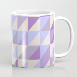 Purple n Hashed Coffee Mug