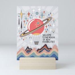 Welcome Mini Art Print