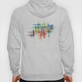 Colour Thatch Hoody