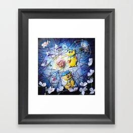 Toxic Nursery Framed Art Print