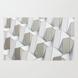Pattern cubism Rug