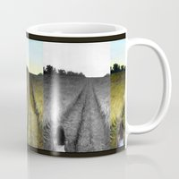 wander Mugs featuring Wander by Michael Paige Glover