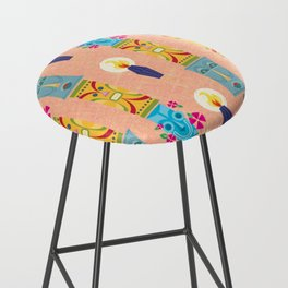 Tiki Time 1.0 Bar Stool