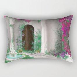 Giardino segreto Rectangular Pillow