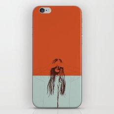 Woman Color 2 iPhone & iPod Skin