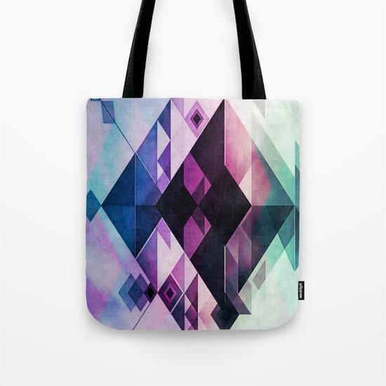Edge of a Mystical Experience Tote Bag