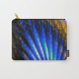 Fractal Shell Carry-All Pouch