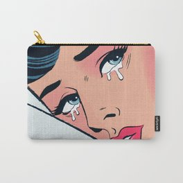 These Tears Aren't For You Carry-All Pouch