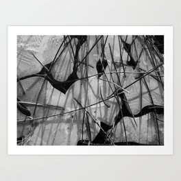 In This Note Art Print