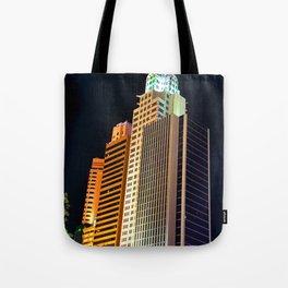 New York New York Hotel Las Vegas America Tote Bag