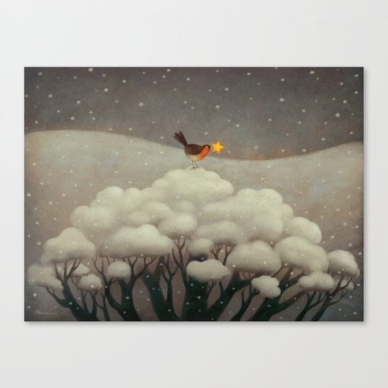 Lost Star Canvas Print