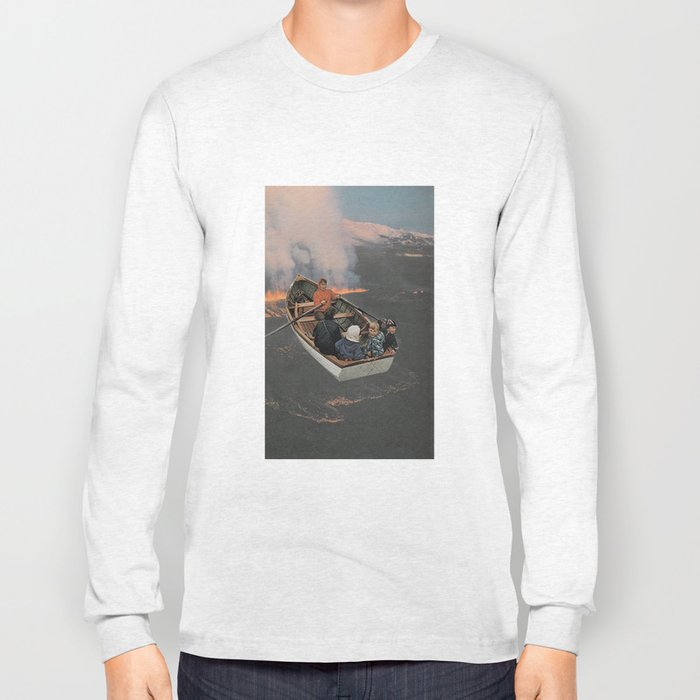 Boat ride Long Sleeve T-shirt
