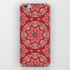 Mandala 34 iPhone & iPod Skin