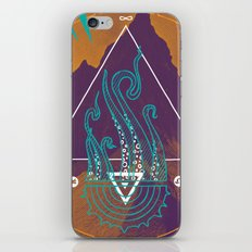 The Mountain of Madness iPhone Skin