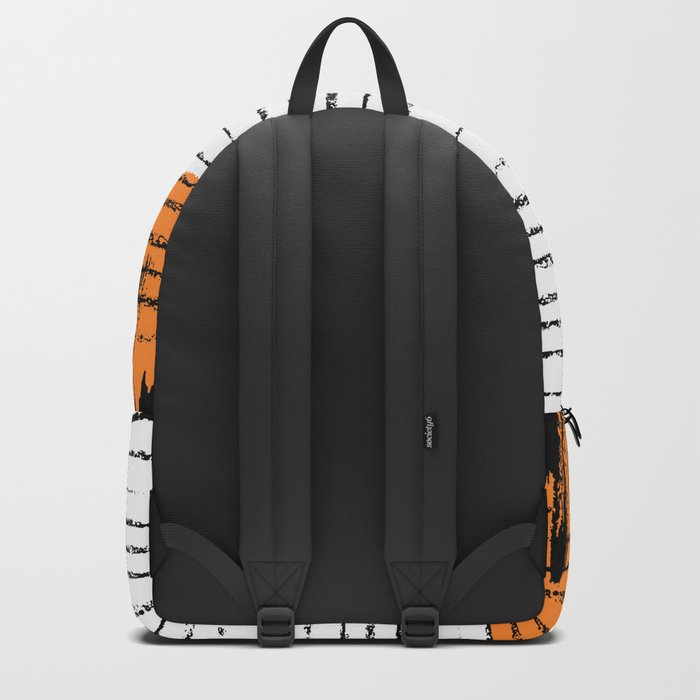 Lines & Strokes 003 Backpack