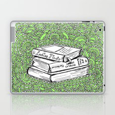 Book Drawing Meditation (digital)  Laptop & iPad Skin