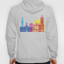 Bradford skyline pop Hoody