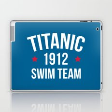 Swim Team Funny Quote Laptop & iPad Skin