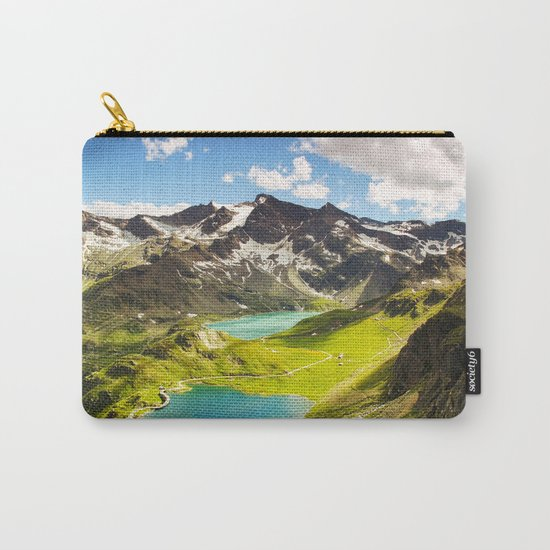 Move Mountains Carry-All Pouch