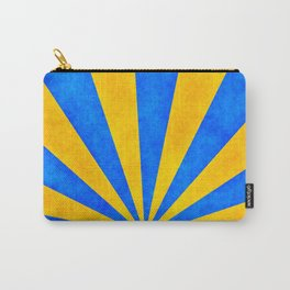 Retro rays Carry-All Pouch