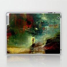 The city which fell asleep Laptop & iPad Skin