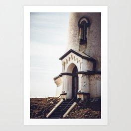 California Lighthouse Art Print