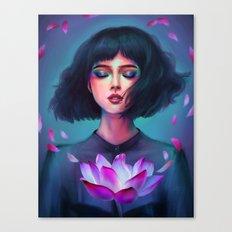 Zoetic Canvas Print