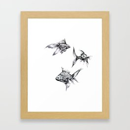 Compliance Framed Art Print