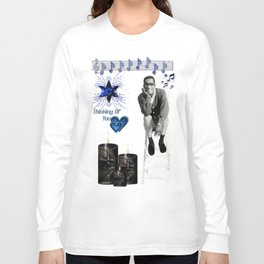 Thinking Of You - Sammy Davis Jr. Musical Sass Long Sleeve T-shirt