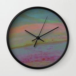 Inside the Rainbow 6 Wall Clock