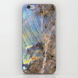 Labradorite iPhone Skin
