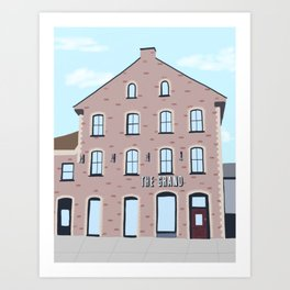 Ottawa No. 1 Art Print