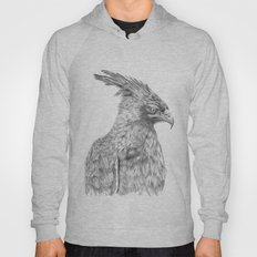 Eagle, long crested eagle Hoody