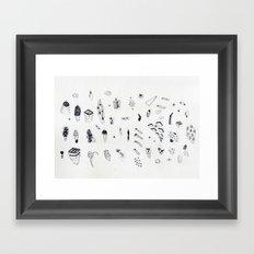 quarantine Framed Art Print
