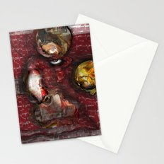 FireHouse red Stationery Cards
