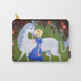 In the Pomegranate Forest Carry-All Pouch