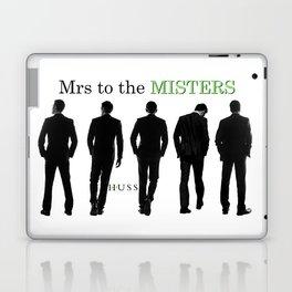 Mr. Match by JA Huss Laptop & iPad Skin