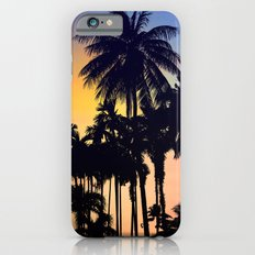 palm tree Slim Case iPhone 6s