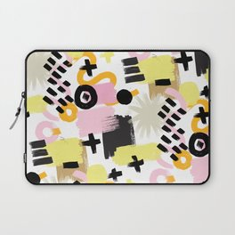 Perception Abstract 001 Laptop Sleeve