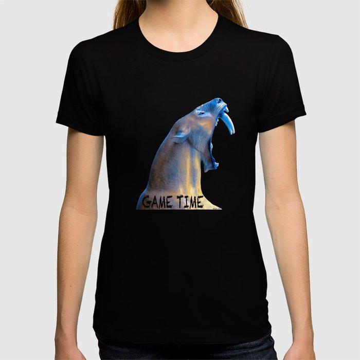Hear Me Roar - Game Time T-shirt