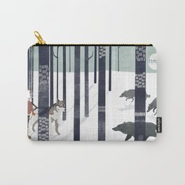 Us and Them Carry-All Pouch
